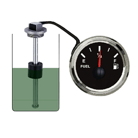 Magnetic Reed Switch Fuel Level Sensor Gamicos